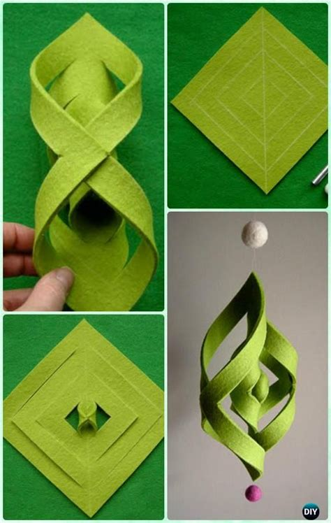 craft ideas diy ornament craft ideas for to make