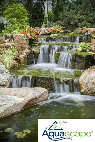 aquascape inc is the leading manufacturer of pond