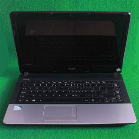 Baterai Laptop Acer Bekas Laptop Bekas Acer E1 431 Dual Sandybridge Jual Beli Laptop Second Sparepart Laptop