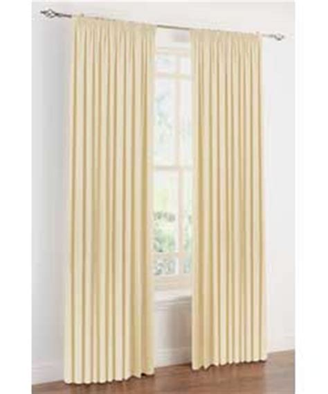 46 x 72 curtains pencil pleat cream curtains 46 x 72 inches