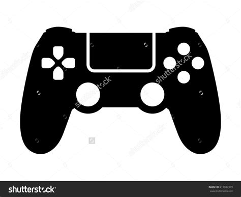 controller clip controller clipart silhouette pencil and in color