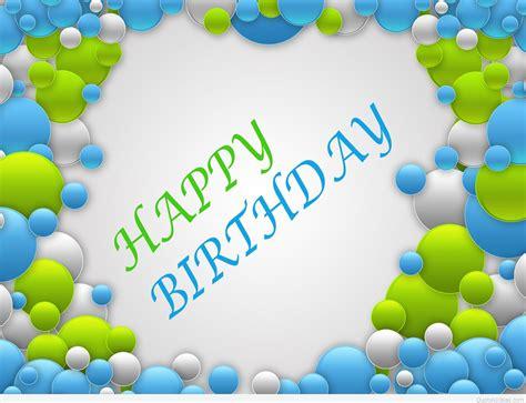 happy birthday background hd