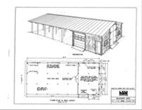 machine shed house floor plans machinery shed 30 x 60