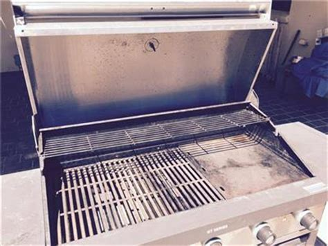 bbq durie patio 5 burner gs series ebay