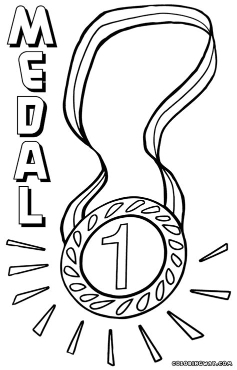 Medal Coloring Page Miraculous Medal Coloring Page Sketch Coloring Page by Medal Coloring Page