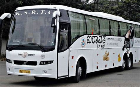 Ksrtc Sleeper Buses From Bangalore To Hyderabad by Three Premium Services From Ksrtc Karnataka The Hindu