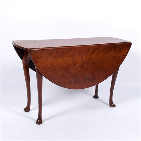 Cherry Drop Leaf Table Cherry Drop Leaf Table Cowan S Auction House The Midwest S Most Trusted Auction