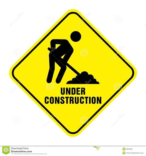 free printable road construction signs construction sign clipart clipground