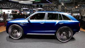 Bentley Suv Msrp Bentley Suv By Raymondpicasso On Deviantart