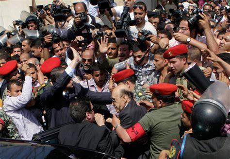 Nabil Jumbo omar suleiman egypt s new candidate represents order
