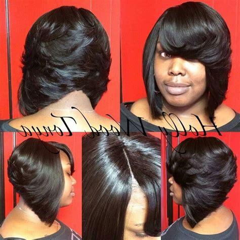 American Bob Hairstyles by American Bob Hairstyle Fade Haircut