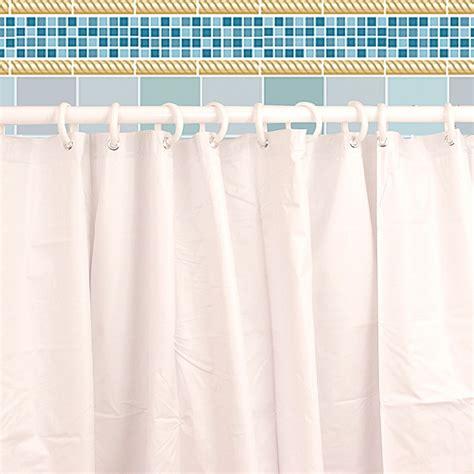clean shower curtain easy clean shower curtain qc supply