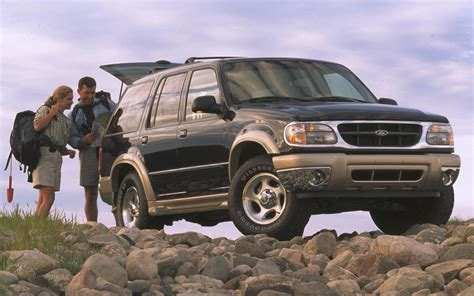 25 years of the ford explorer a look back at this suv s