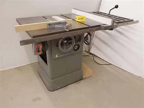 Woodworking Equipment In Jordan Minnesota By Jms Auctions