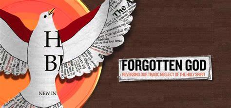forgotten god chapter    ministries