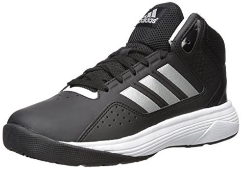 mens wide basketball shoes adidas neo s cloudfoam ilation mid wide basketball