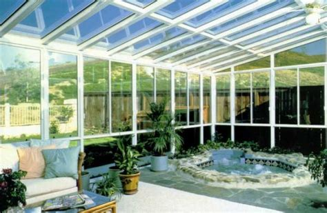 Glass Sunroom Sunrooms Solariums Custom Designed And Installed Spaces