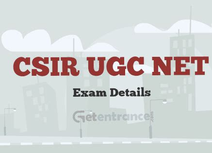pattern of csir net exam csir ugc net june 2017 application form exam date syllabus