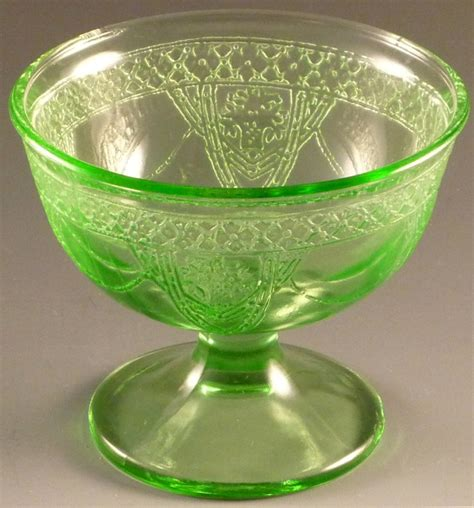 chagne glasses top 28 green depression glass 1000 images about candy