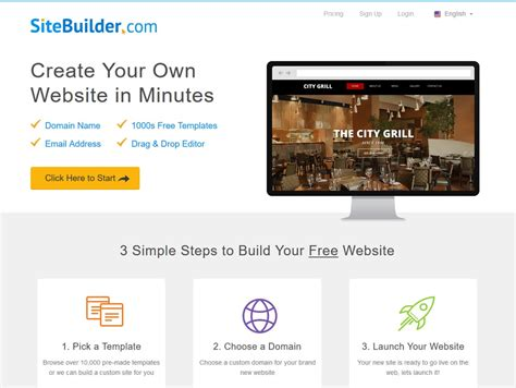 easiest website builder software  beginners