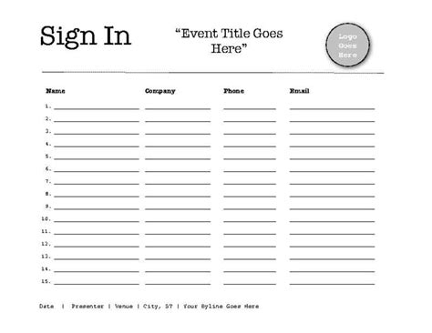 doc 10721512 7 event sign up sheet template bizdoska com