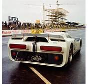 Ford GT40 J Experimental Car 1966