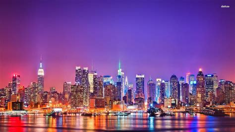 york wallpaper new york skyline wallpapers wallpaper cave