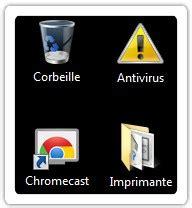 t駘馗harger icones bureau retrouver les icones systeme sur le bureau