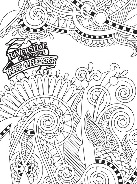 unique coloring pages printable coloring pages healthcurrents