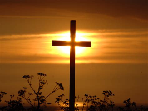 Cross Finder The Sun On The Cross Where Did You Find God Today