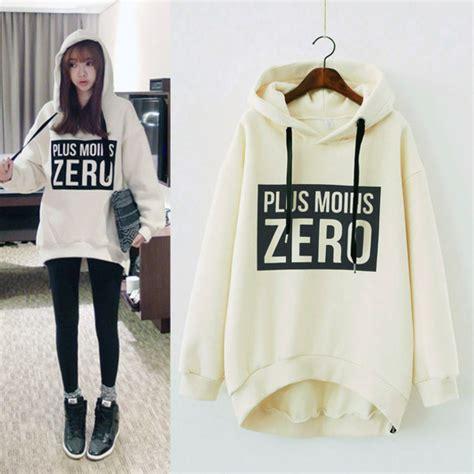 White Sweater S White Jaket Jaket Hoodie Korea 1 sweater hoodie fashion style cool korean fashion zero fleece hooded sweater coat trendy