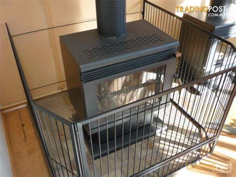 Fireplace Safety Guard by Steel Child Safety Guard Screen With Gate B New For