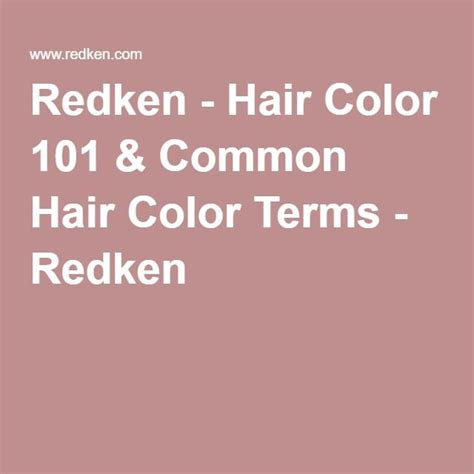25 best ideas about redken 25 best ideas about redken hair color on