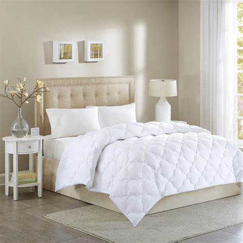 cotton king comforter down alternative comforter cotton cover 50 wool 50