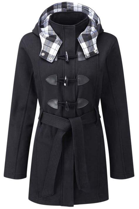 Pocket Parka Wd Var Outerwear Wanita womens fleece faux fur hooded zip up pocket