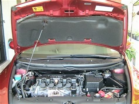 Peredam Kap Mesin Honda New Cr V 2 quot v tech thermocool quot peredam panas dan suara teknologi amerika