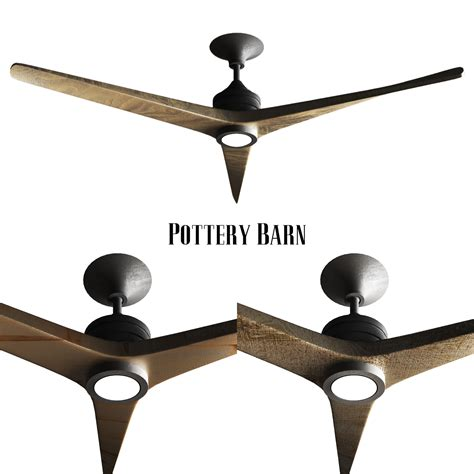 pottery barn ceiling fan pottery barn spitfire indooroutdoor ceiling fan by erkin