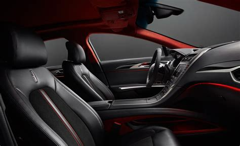 2015 Lincoln Mkz Interior by Car And Driver