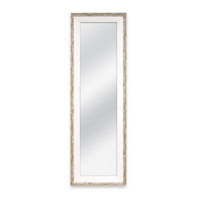 bed bath and beyond mirrors buy door hanging mirrors from bed bath beyond