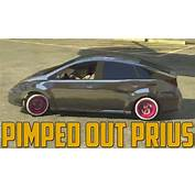 PIMPED OUT PRIUS Grand Theft Auto V Online  YouTube