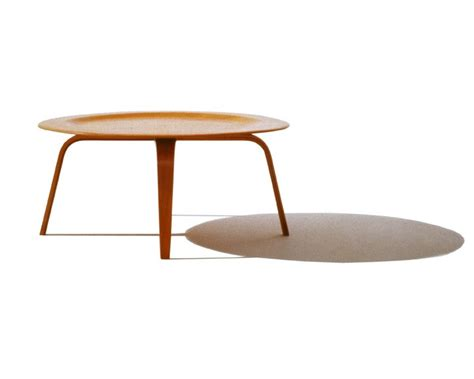 Eames Molded Plywood Coffee Table Hermanmiller 174 Eames 174 Molded Plywood Coffee Table Wood Legs The Century House Wi