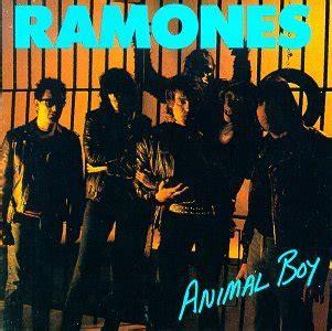 animal two boy and one ramones album covers