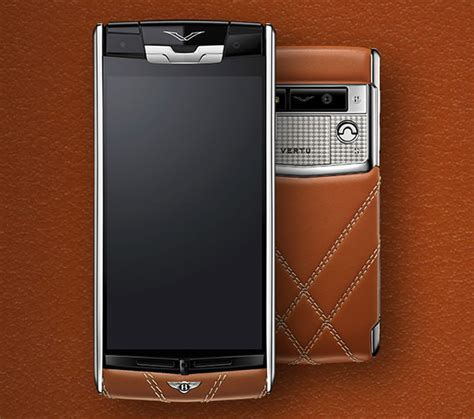 vertu phone cost luxe smartphone vertu for bentley costs 15 900