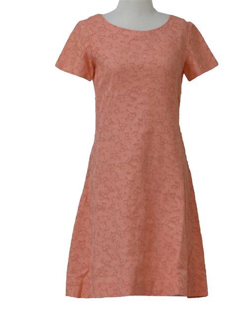 pattern dress a line 1960 s mini dress home sewn 60s home sewn womens