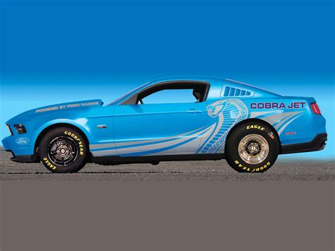mustang jet 2012 ford mustang cobra jet ford supercars net