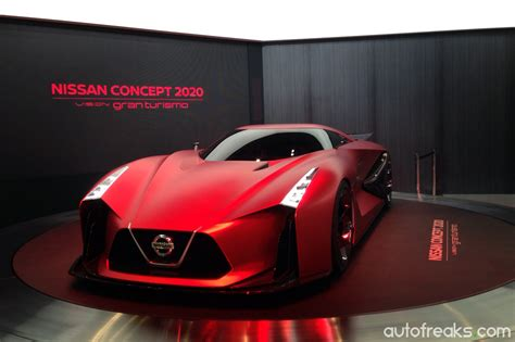 Nissan Concept 2020 Gran Turismo by Nissan S Venerable R35 Will Continue Till 2020