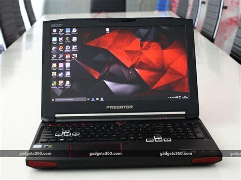 Laptop Acer Predator 15 acer predator 15 laptop review reviews4u