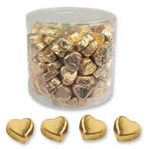 goldene dekoration gold hochzeit deko dekoration zur goldenen hochzeit