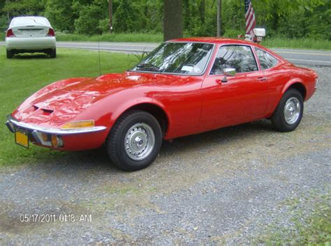 1971 Opel Gt by 1971 Opel Gt For Summer German Cars For Sale