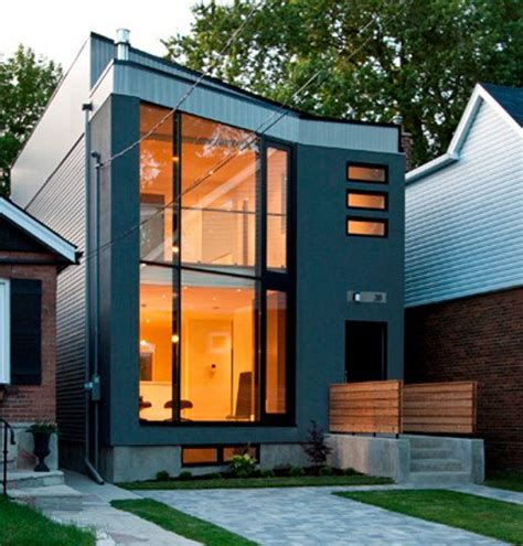 small modern houses tiny house designs tiny small house pinterest